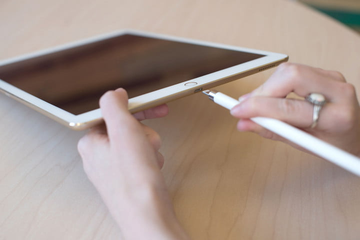 apple ipad pro review pencil