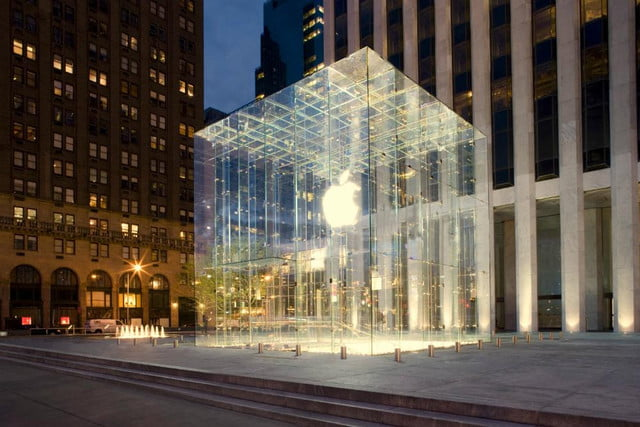 apple hires angela ahrendts for retail