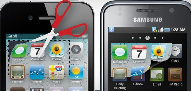 apple samsung iphone court case patent war