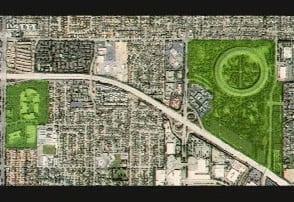 Apple Space Campus Map