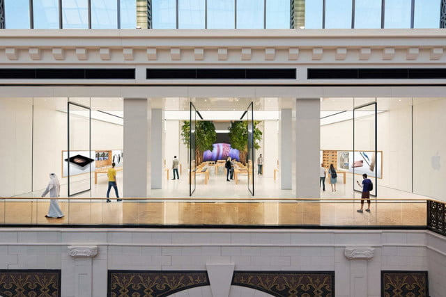 apples retail efforts expand to arab world with new store in dubai apple