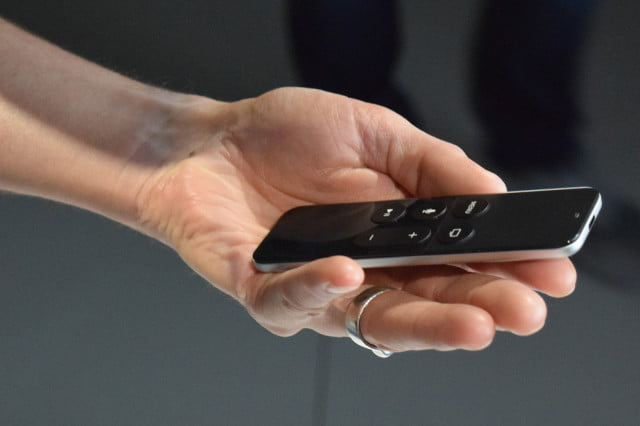 apple tv to add siri integration for music hands on remote