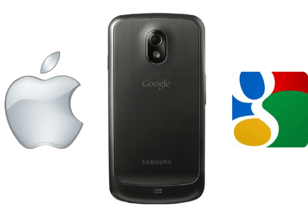 apple vs google samsung galaxy nexus