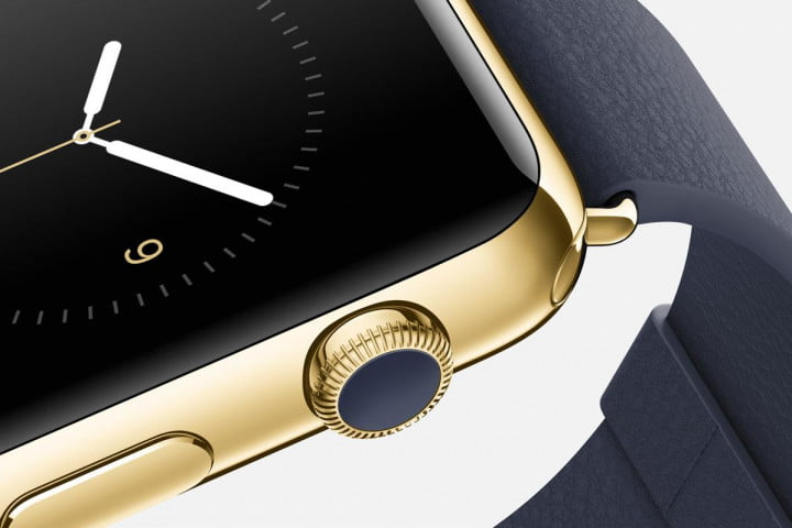 apple watch redefine the smartwatch space edition gold