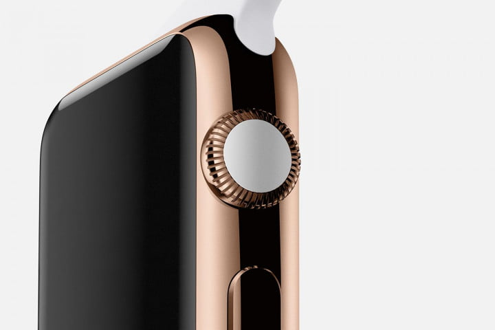 apple watch redefine the smartwatch space edition rose gold white crown