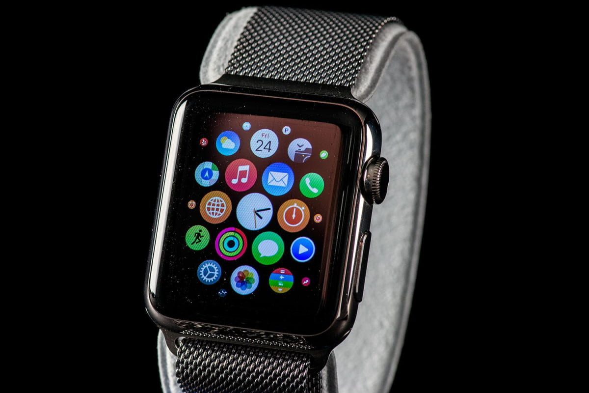 shopping data suggests apple watch demand has tailed off front angle