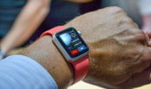 apple watch hands on 9