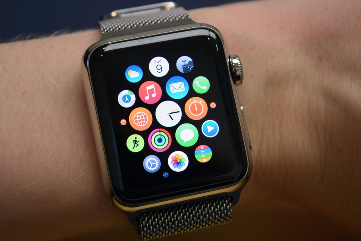 microsoft onedrive apple watch hands on