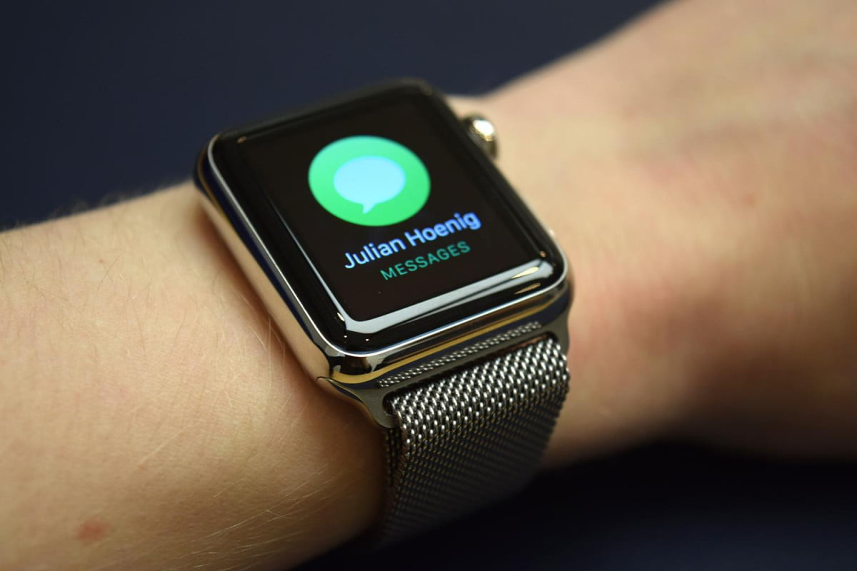 apple watch user guide online hands on