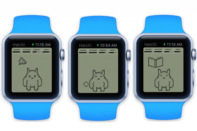 Apple Watch Hatchi