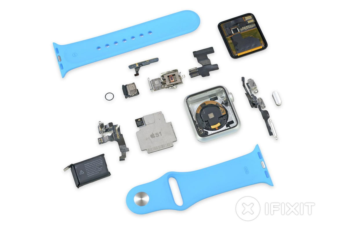 apple watch is not built to last ifixit