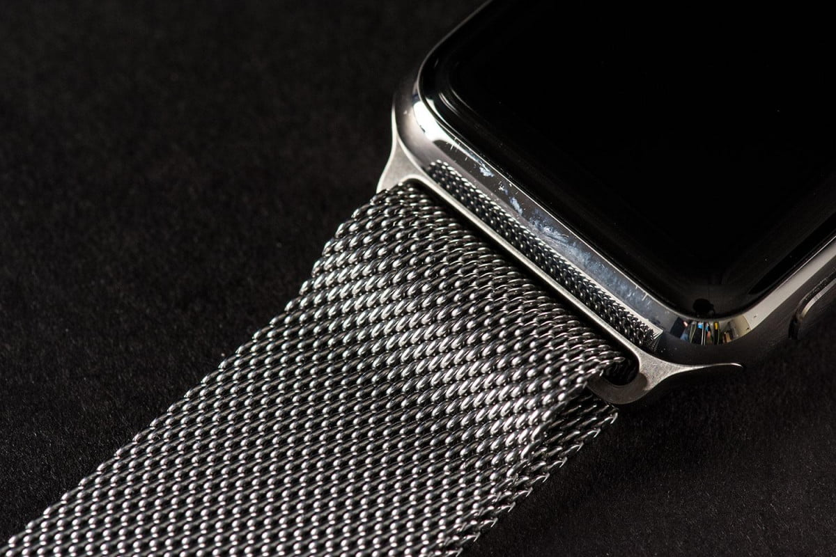 aftermarket apple watch straps news milanese loop detail