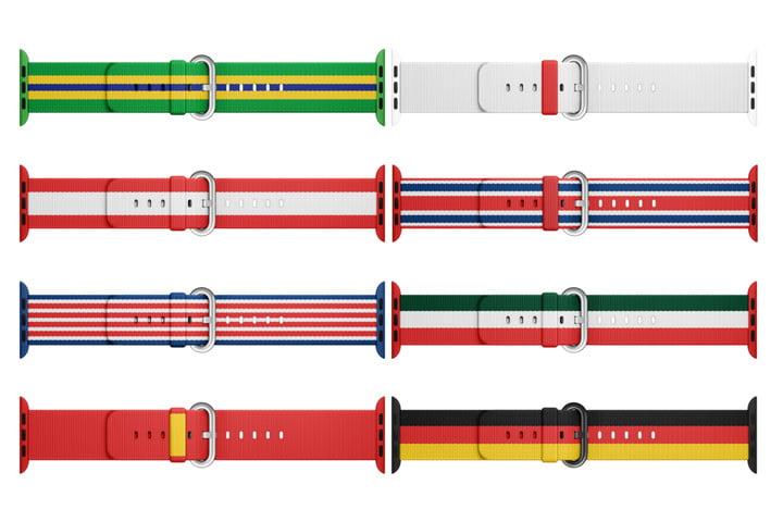 Apple Watch Olympic Bands