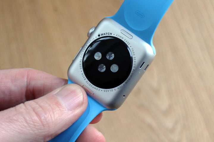 apple watch review sport  x