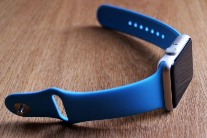 apple watch review sport