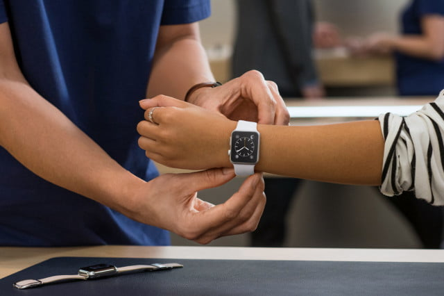 how popular are wearables really research suggests the answer isnt too promising apple watch store