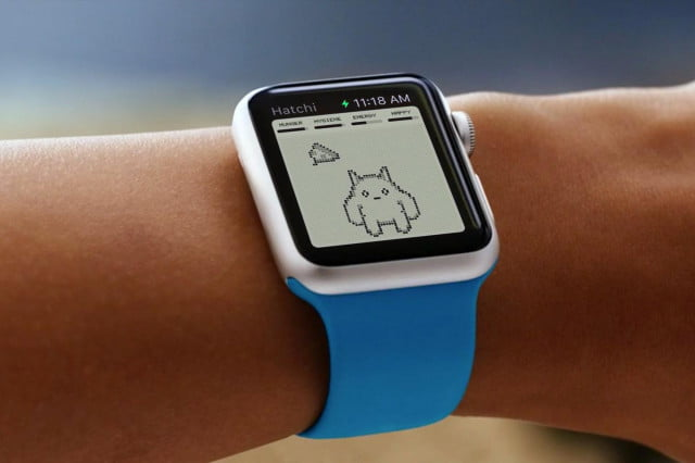 apple watch hatchi virtual pet app