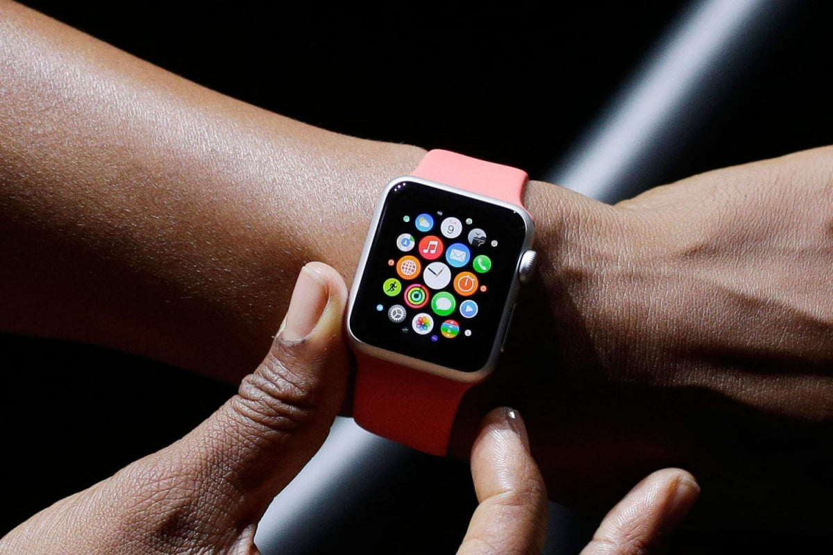 man receives  ticket for using apple watch while driving