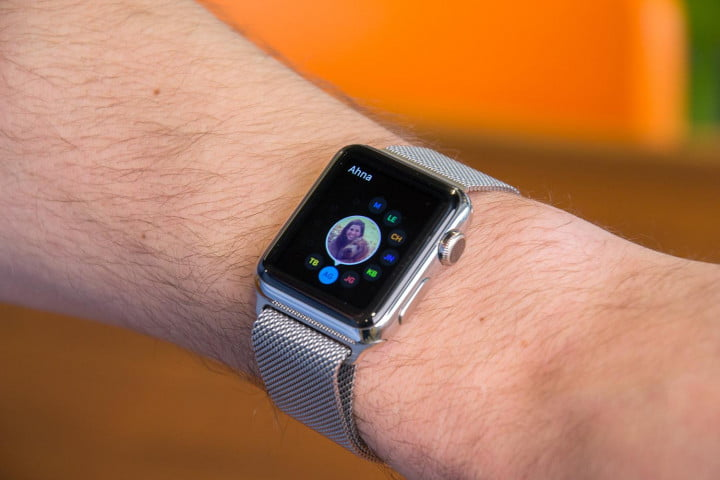 apple watch review wrist