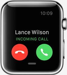 apple watch release news calls