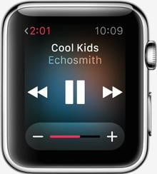 apple watch release news music remote
