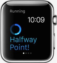 apple watch release news nudges