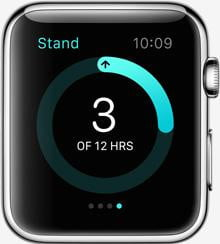 apple watch release news stand