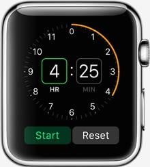 apple watch release news timer