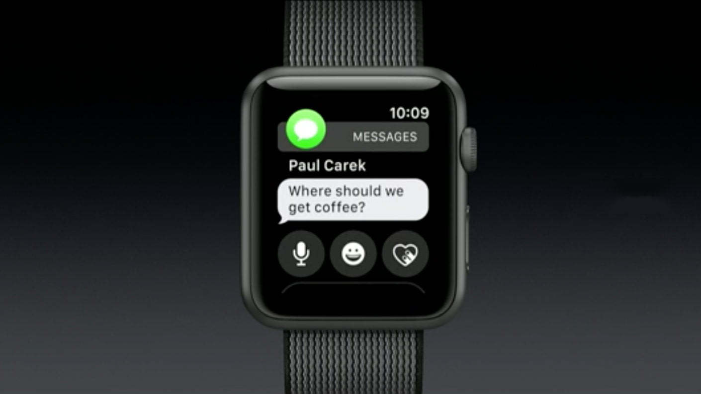 Apple WatchOS 3 News: Features, Fitness, And More ...