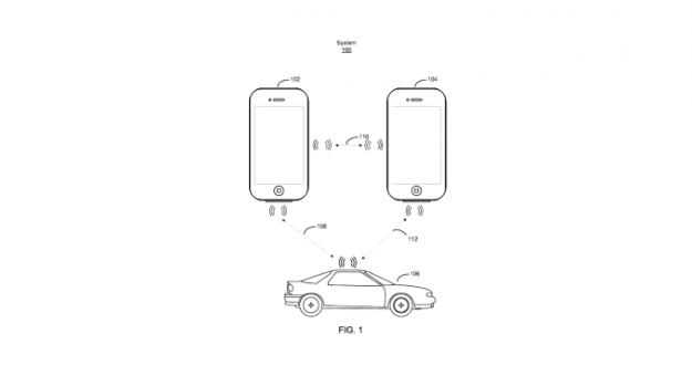 Apple car patent