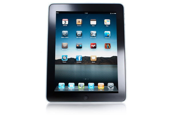 apple ipad family  g