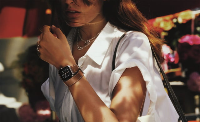 apple watch tommy hilfiger fashion show appledls hermeswatch