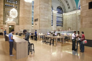 Apple Store Grand Central Station Store 2