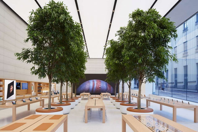 apple brings summer camp indoors for tech minded youngsters applestoredisplay