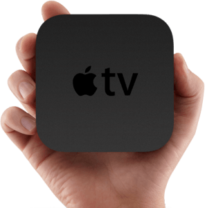 Apple TV (hand)