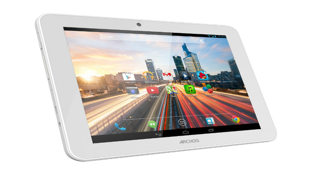 archos unveils tablet smartphone lineup mwc helium  g