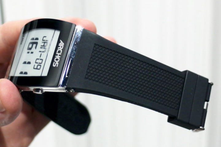 archos smartwatches tested at ces  smartwatch band