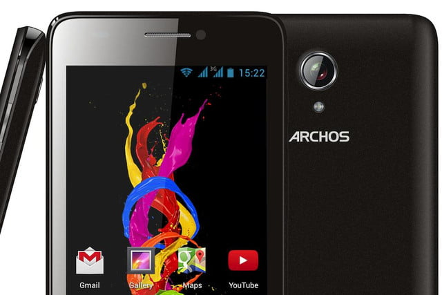 archos titanium smartphones launched  close