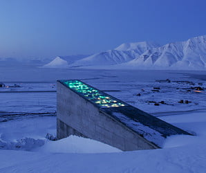 This awesome arctic doomsday vault for data has ultra-safe storage down cold
