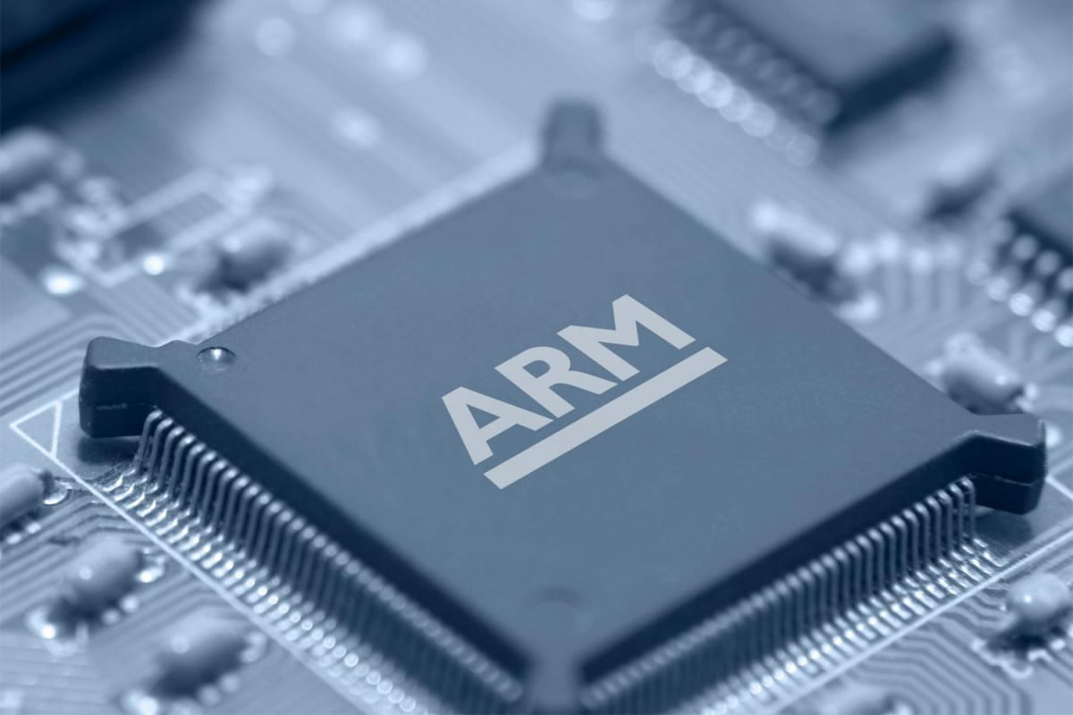 softbank acquires arm chip