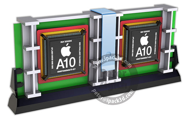 apple mac pro arm processor concept cpu  peter zigich