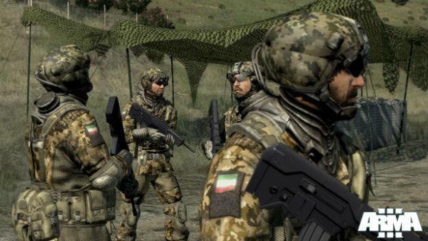 bohemia interactive arrested in greece