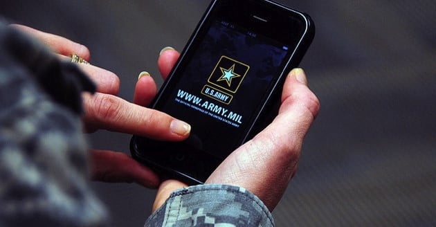 Army-iPhone