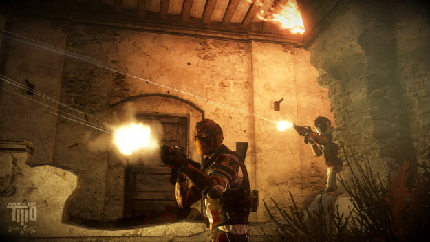 army of two devils cartel preview