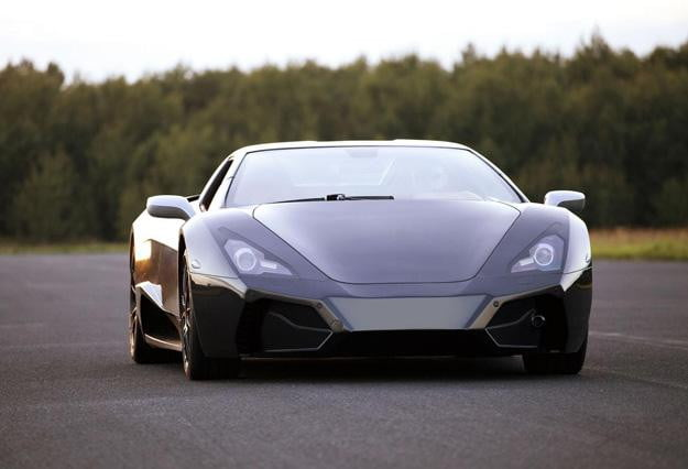 Arrinera: Poland's inaugaural supercar to hit the streets later this year
