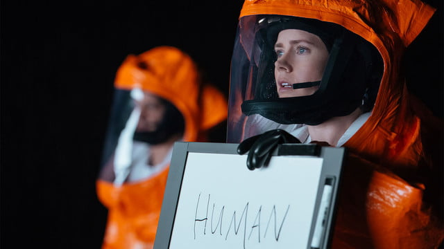 arrival oscar nominations theater screenings