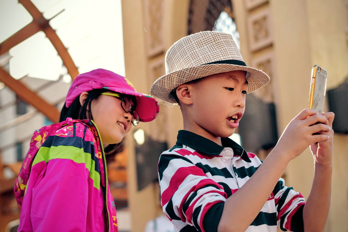 right age for smartphone child asked the experts