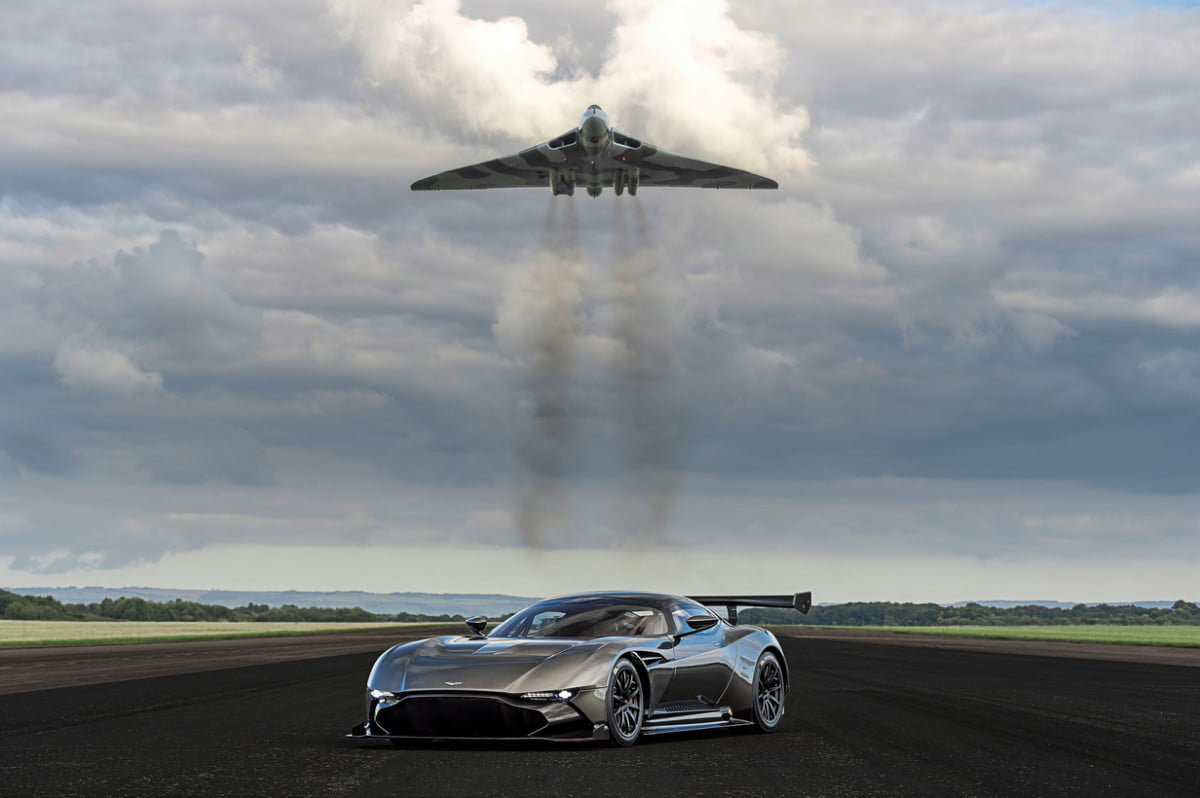 aston martin wants to trademark the name aeroblade vulcan