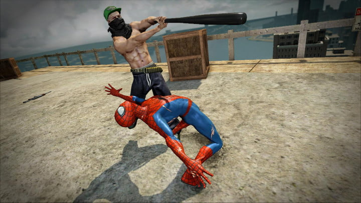 The Amazing Spider-Man 2 video game preview