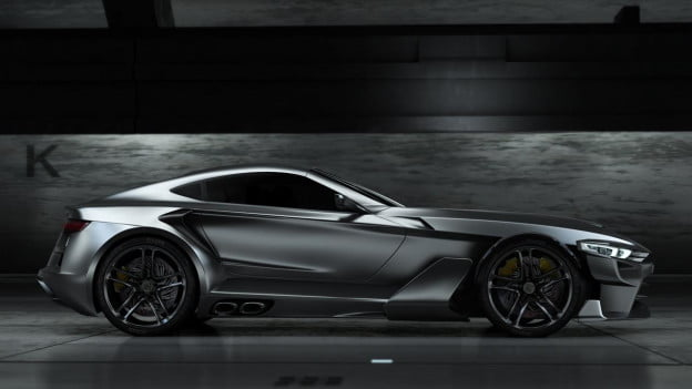 Aspid GT-21 Invictus side profile